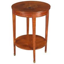 Mahogany Side Table French Louis Xvi Style Mahogany Side Table 1900s Ref 7113