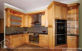 best kitchen cabinets for the money fabuwood shaker natural kitchen cabinets best kitchen natural