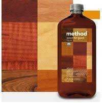 review method wood for floor care cleaner