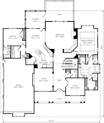 Foyer Plans Mcpherson Place Frank Betz Associates Inc Southern Living