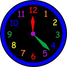 clock clipart for kids free clipart images clipartix