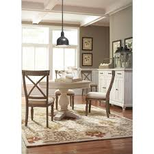 riverside 21251 21253 21252 aberdeen round dining table