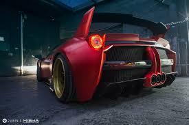 Ferrari 458 Body Kit - misha design 458 italia is a ferrari unlike any other