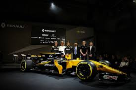 renault sports car team renault sport formula one introduces its 2017 car autoworld