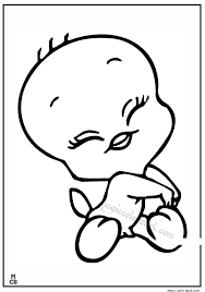 tweety bird sylvester coloring pages 35