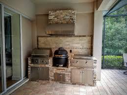 Kitchen Granite Backsplash Creative Outdoor Kitchens Backsplash Creative Outdoor Kitchens