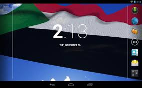 Old Sudan Flag 3d Sudan Flag Android Apps On Google Play