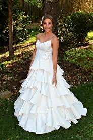 wedding gowns 2014 wedding contest 2014 toilet paper wedding dress