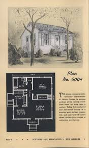 Historic Southern House Plans by Low Cost Homes And Summer Cottages By Southern Pine Assoc
