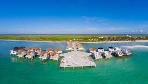 experience mexico u0027s first overwater bungalows u2013 robb report
