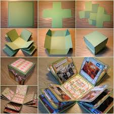 photo album that holds 1000 photos how to diy creative box photo album photo store digital