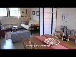Split Level Bedroom by Umnctc Two Bedroom Split Level Apartment Youtube