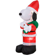 Beautiful Animated Outdoor Christmas Decorations by Beautiful Ideas Snoopy Outdoor Christmas Decorations 36 3d