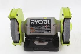 Ryobi Bench Grinder Price Shopsource Bench Grinder With Light Property Room