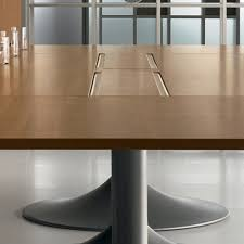 Oak Meeting Table Meeting Table Della Rovere Uni Modern Design