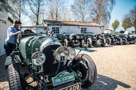 the motoring world goodwood bentley william medcalf confirm date for first bentley u0027drive out u0027 auto
