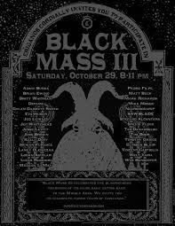 black mass iii anniversary and halloween event 10 29 16