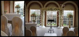 Wedding Ceremony Arch Wedding Flowers Arch Hire The Fine Flower Company