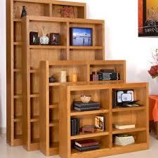 oak bookcases on hayneedle oak bookshelves