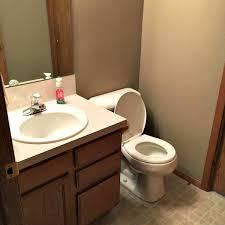 half bath half bathroom remodel centralazdining
