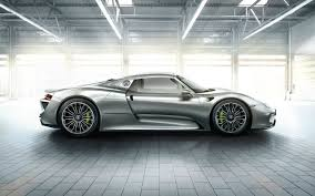 spyder porsche pure energy the 918 spyder
