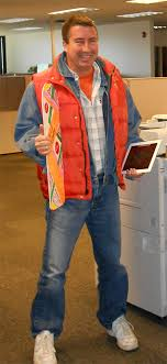 marty mcfly costume 2012 banal leakage