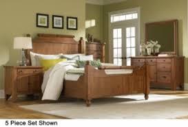 Honey Oak Bedroom Set Bedroom King Poster Beds Dresser King Beds
