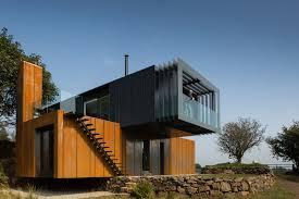 northern ireland u0027s first shipping container home