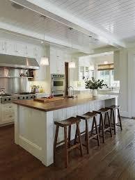 comptoir cuisine bois retour en du comptoir de bois type bloc de boucher