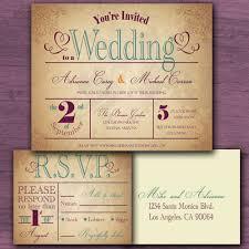wedding invitation wording vintage yaseen for