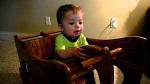 Rocking Horse High Chair Levi And His 3 In 1 Rocker 9 1 12 Youtube