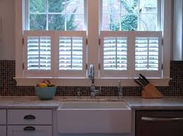 Kitchen Sink Window Treatments - modern window treatment ideas for privacy and style u2013 digsdigs