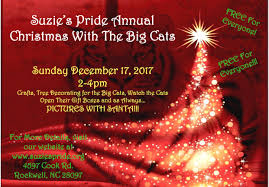 december 2017 big cats annual free christmas event tickets sun