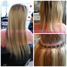 Pics Of Hair Extensions by Examples Of Hair Extension At Lucy U0027s