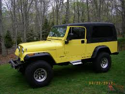 scrambler jeep for sale cj8 scrambler 1981