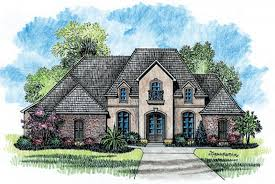 5 Bedroom Country House Plans French Country House Plan On One Story Country House Plans French