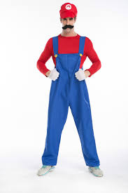 halloween costume for family mario collection classical super mario cosplay costumes family