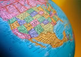 united states globe map united states webquest
