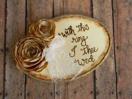 engraved pillows 65 best rustic ceremony images on wedding ideas