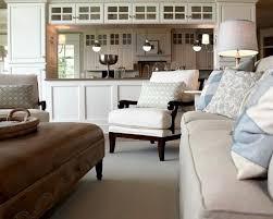 Open Living Room Kitchen Designs Best 25 Pass Through Kitchen Ideas On Pinterest Half Wall