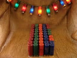 shotgun shell christmas lights shotgun shell lights collection on ebay
