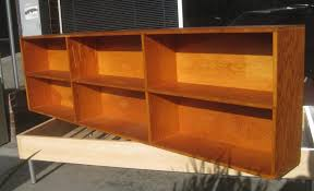 Shaker Bookcase Furniture Home Two Tone Shaker Bookcase 4 Modern Elegant New