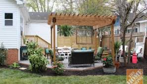 Pergola Ideas For Small Backyards Small Backyard Landscaping Ideas On A Budget Tapja Top