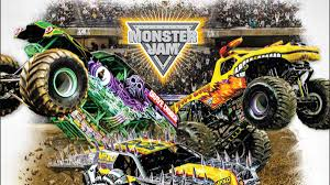 monster truck show california biggest monster jam show ever hits mts centre february 21 22