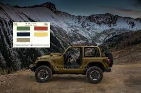 desert tan jeep liberty jl renders with willys 1946 colors 2018 jeep wrangler forums