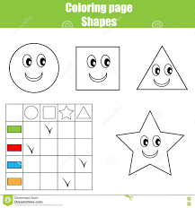 coloring page practice sheet educational children game kids