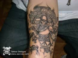 45 mysterious aztec tattoo ideas designs photos u0026 pictures