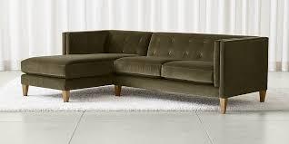 Velvet Sectional Sofa Importance Of Chaise Sectional Sofas U2013 Bazar De Coco