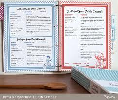 72 best recipe binder u0026 recipe card printables images on pinterest