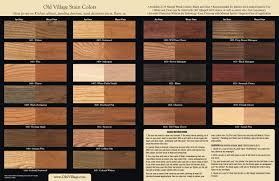 wood stain colors for kitchen cabinets old village stains
